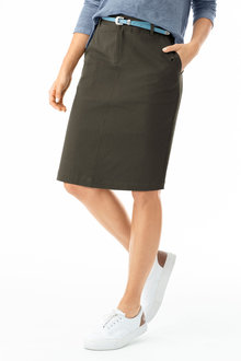 Capture Pocket Detail Skirt