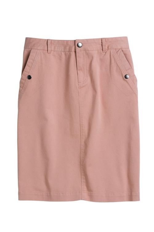 Capture Pocket Detail Skirt