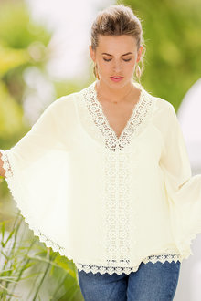 Together Lace Kaftan - 197801