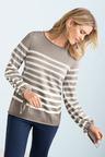 Capture Everyday Stripe Knit