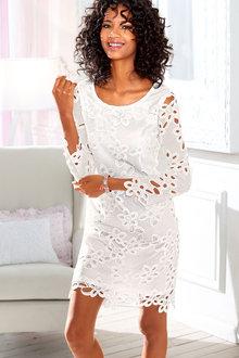 Heine Lace Dress