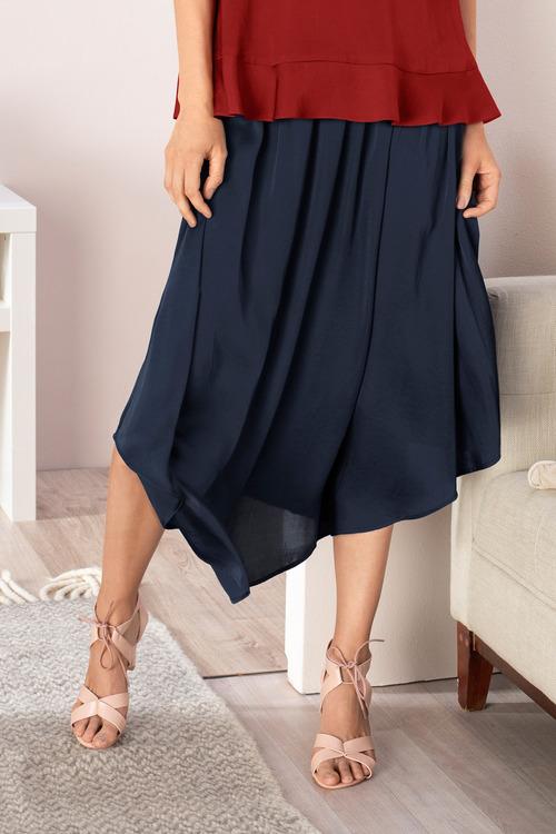 Grace Hill Pull On Skirt