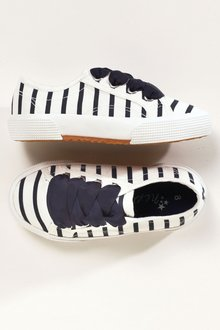 Next Lace-Up Trainers (Younger Girls)