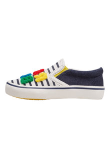 Next Rainbow Skate Shoes (Younger Girls)