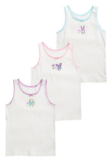 Next Animal Vests Three Pack (1.5-12yrs)
