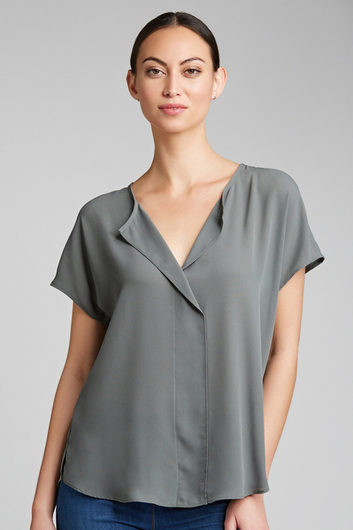 Capture V Neck Top