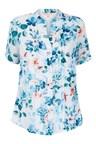 Noni B Lucinda Printed Shirt