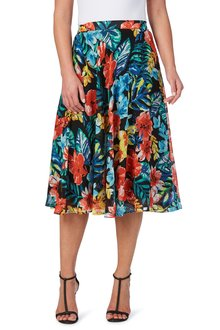Noni B Regina Skirt Printed