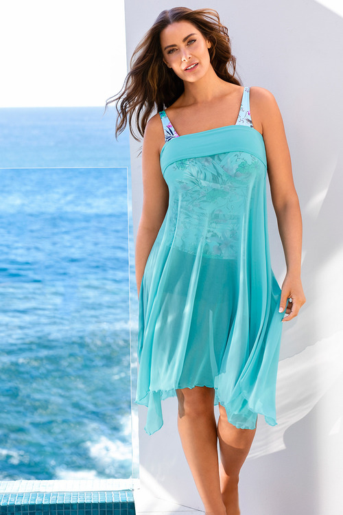 Sara Multiway Mesh Cover Up