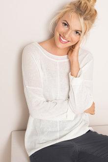 Emerge Linen Blend Knit