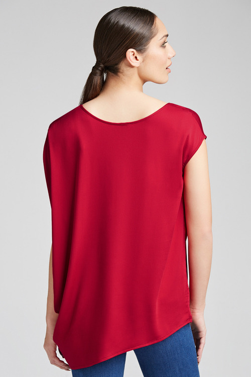 Emerge Asymmetric Tee