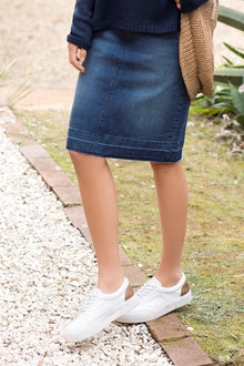 Emerge Denim Skirt