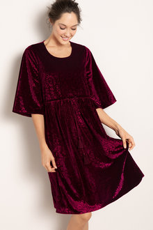 Emerge Tie Waist Dress