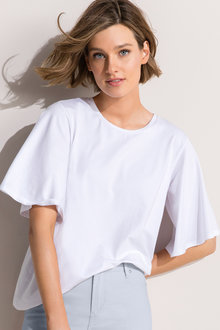 Emerge Angel Sleeve Tee