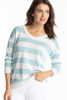 Capture V Neck Knit