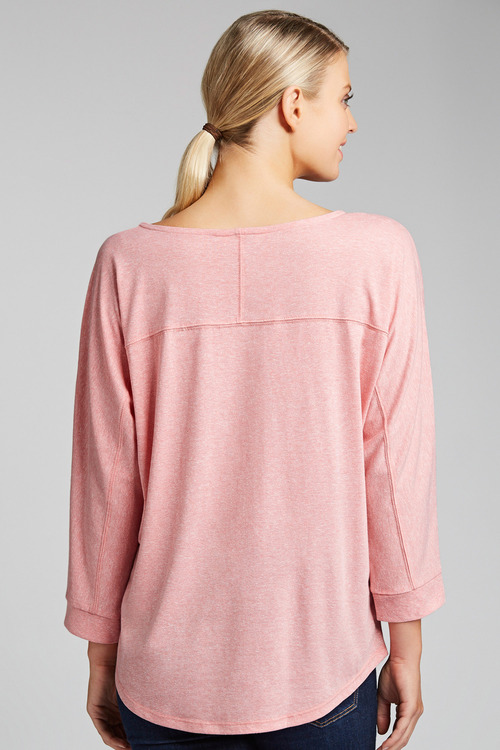 Capture Drape Tee