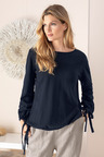 Grace Hill Poet Knit Sweater