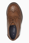 Next Leather Brogues (Younger Boys)