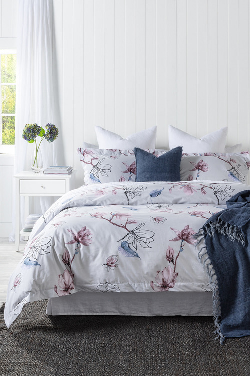 Grandiflora Duvet Cover Set