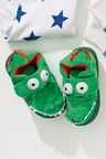 Next 3D Crocodile Slippers (Younger Boys)