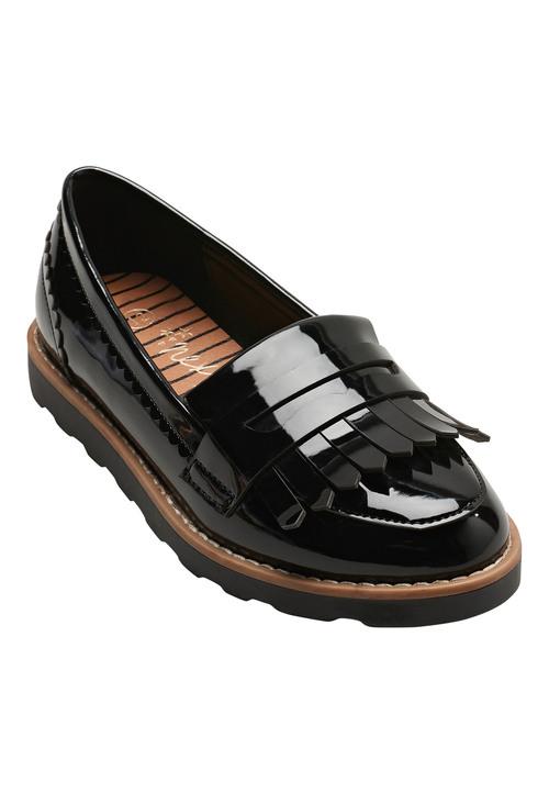 Next Chunky Fringe Loafers (Older Girls)