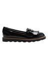 Next Chunky Fringe Loafers (Older Girls)
