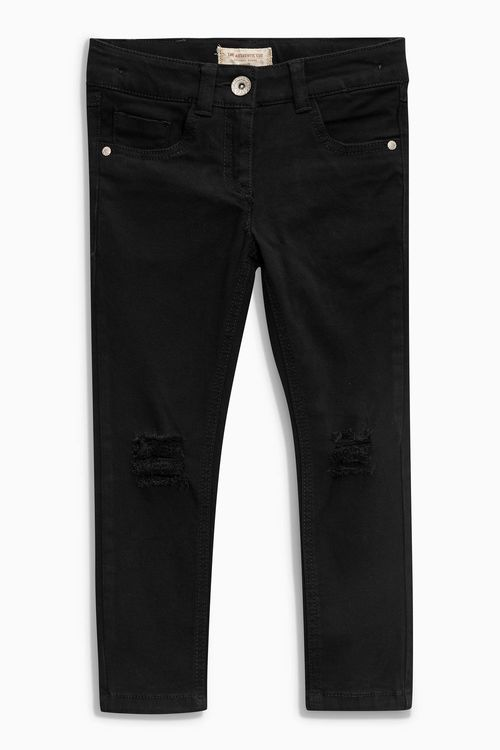 Next Ripped Knee Skinny Jeans (3-16yrs)