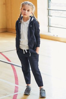 Next Navy Hoody And Joggers School Set (3-16yrs)