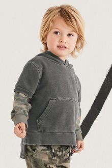 Next Crew And Hoody Two Pack (3mths-6yrs)