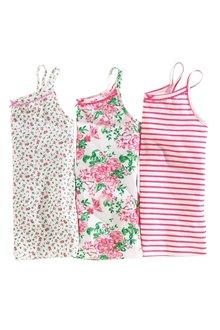 Next Floral Vests Three Pack (1.5-16yrs)