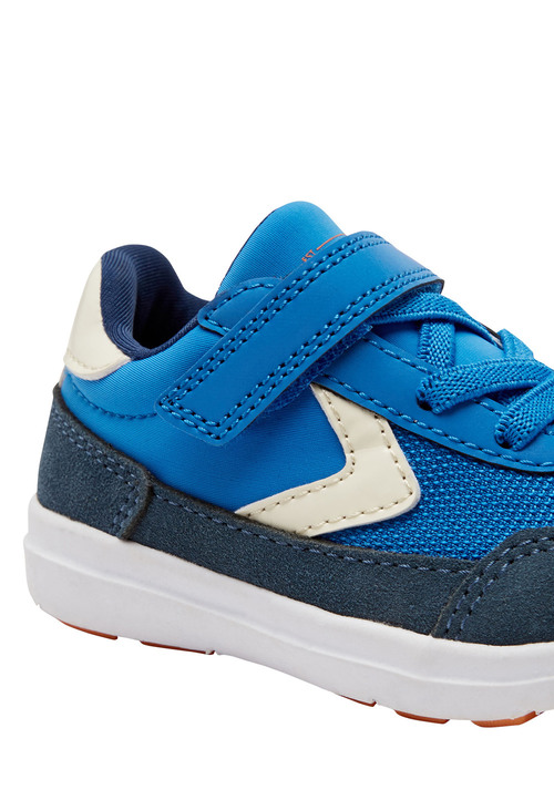 Next Elastic Lace Trainers (Younger Boys)
