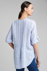 Capture Linen V Neck Shirt