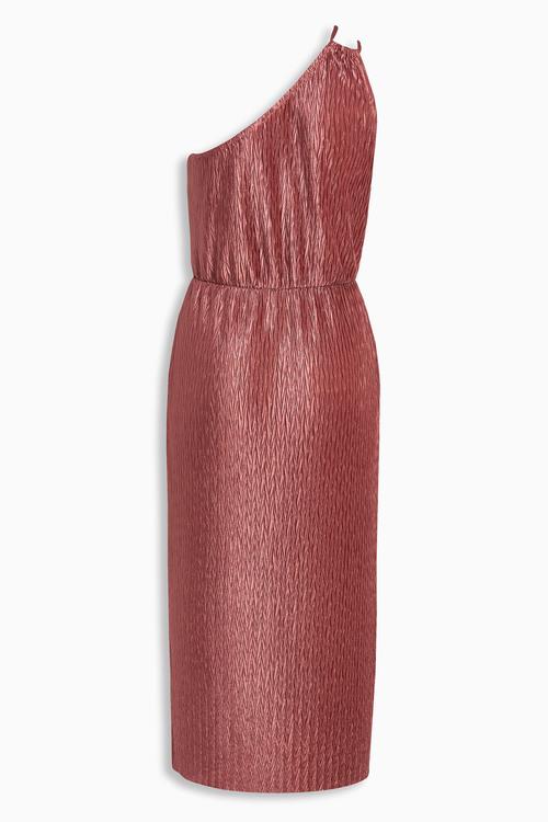 Next Plisse Dress - Tall