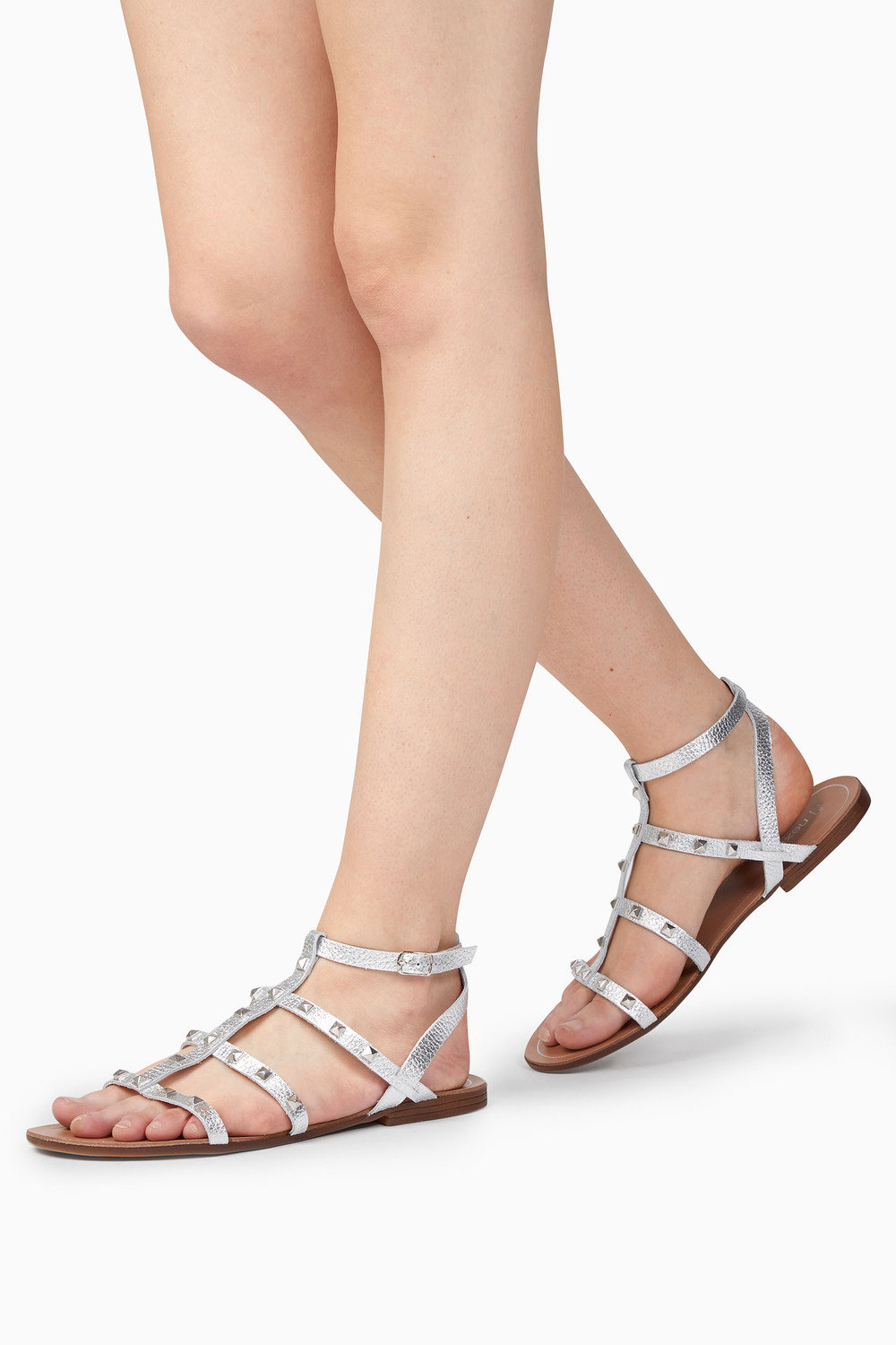 221b56e939c8 Next Gladiator Stud Sandals Online