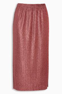 Next Plisse Skirt - 198868