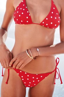 Next Spot Reversible Tie Side Bikini Briefs