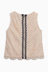Next Lace Shell Top