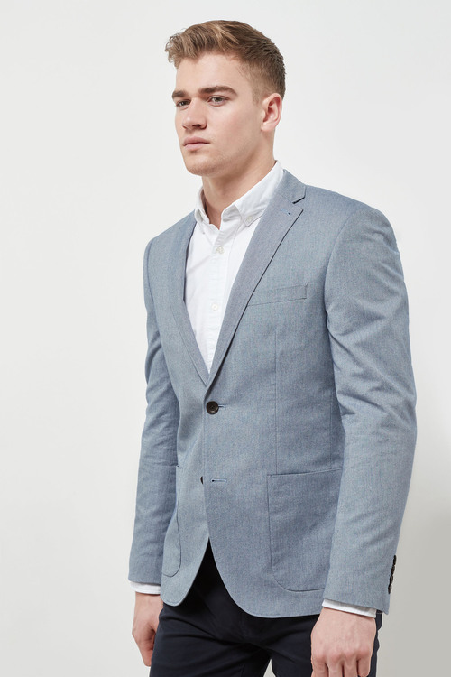 Next Signature Italian Slim Fit Jacket