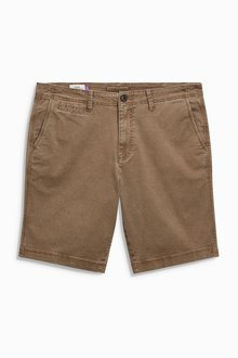 Next Laundered Chino Shorts