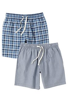 Next Woven Shorts Two Pack