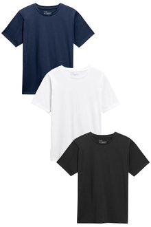 Next Colour T-Shirts Three Pack