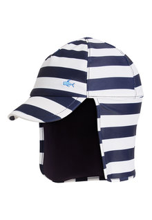 Next Stripe Legionnaire Hat (Younger Boys)