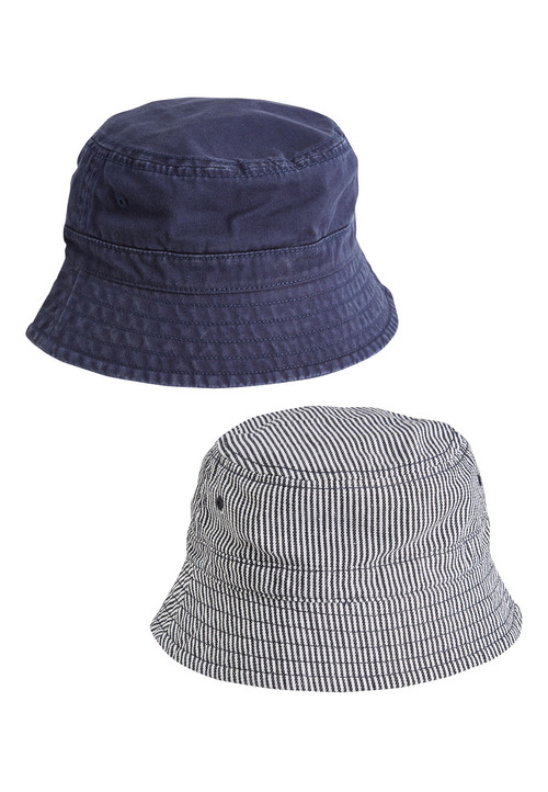 Next Fisherman's Hat Two Pack (Younger Boys)