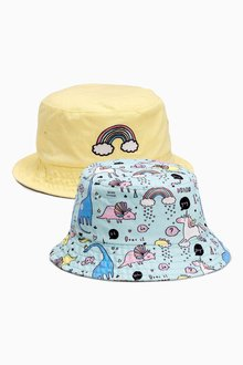 Next FIsherman Hat Two Pack (Younger Girls)