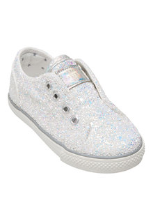 Next Laceless Trainers (Younger Girls)