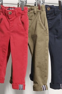 Next Garment Dyed Chinos (3mths-6yrs)