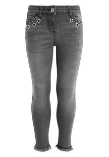 Next Eyelet Skinny Jeans (3-16yrs)