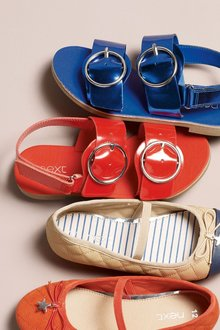Next Buckle Sandals (Older Girls)