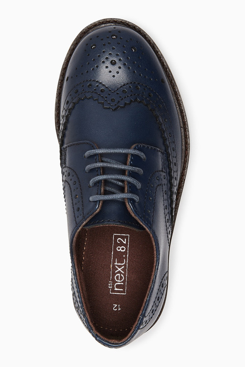 Next Leather Brogues (Older Boys)