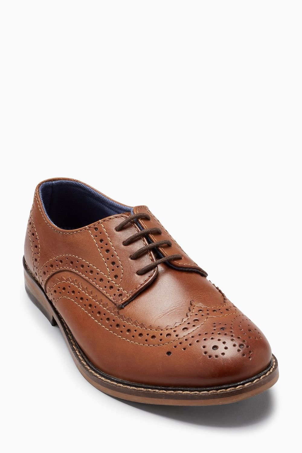 900ad1f21 Next Leather Brogues (Older Boys) Online